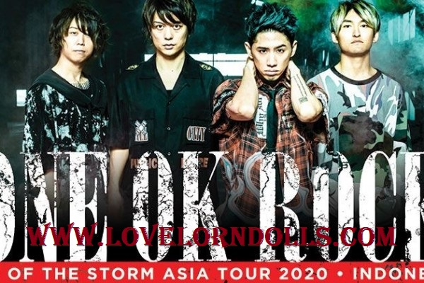 Band One Ok Rock Batal Konser Di Indonesia