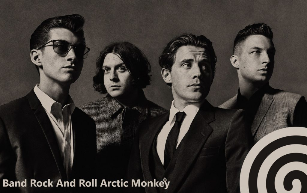 Band Rock And Roll Arctic Monkey