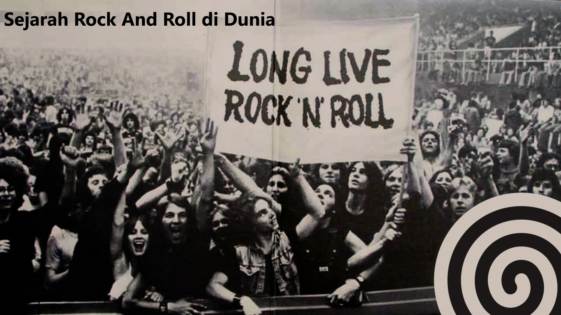Sejarah Rock And Roll di Dunia