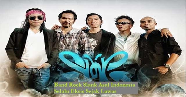 Band Rock Slank Asal Indonesia Selalu Eksis Sejak Lawas