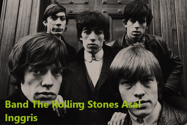 Band The Rolling Stones Asal Inggris